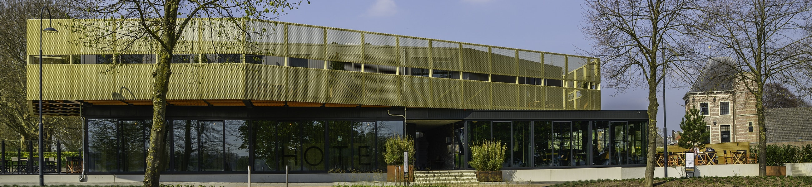 Boutique Hotel Karel de Stoute te Gorinchem